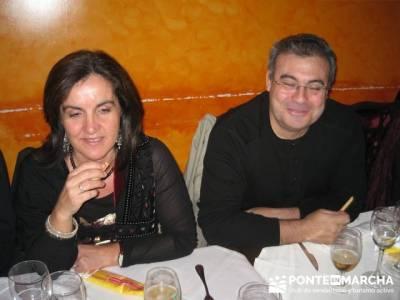 Conocer gente en Madrid - Salir  amistad; turismo de senderismo
